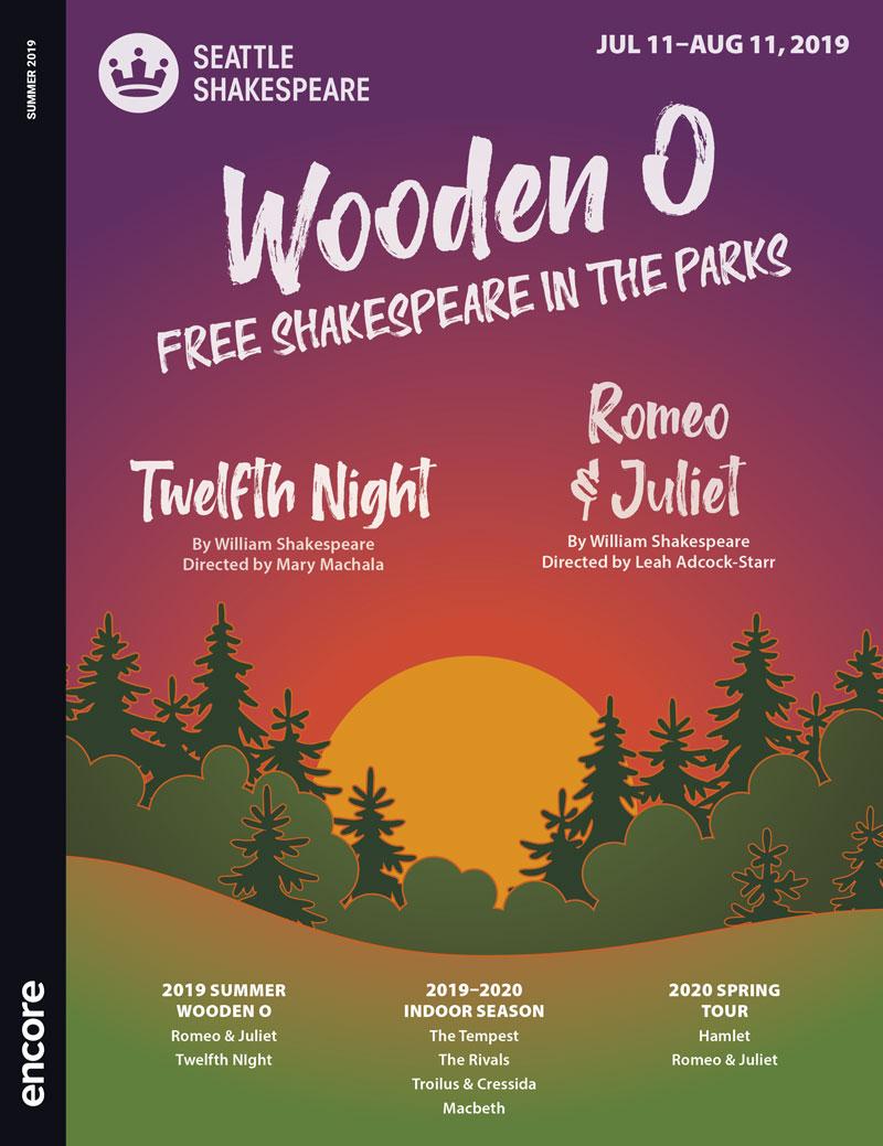 Wooden O 2019