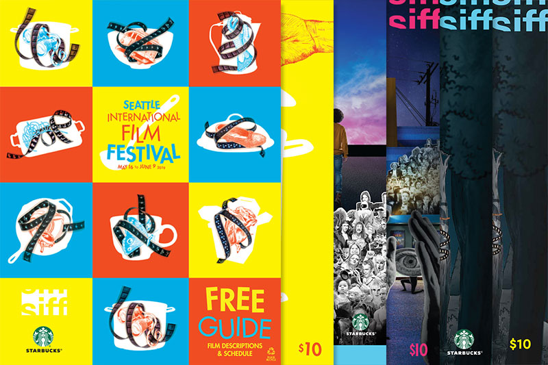 SIFF guides & catalogs
