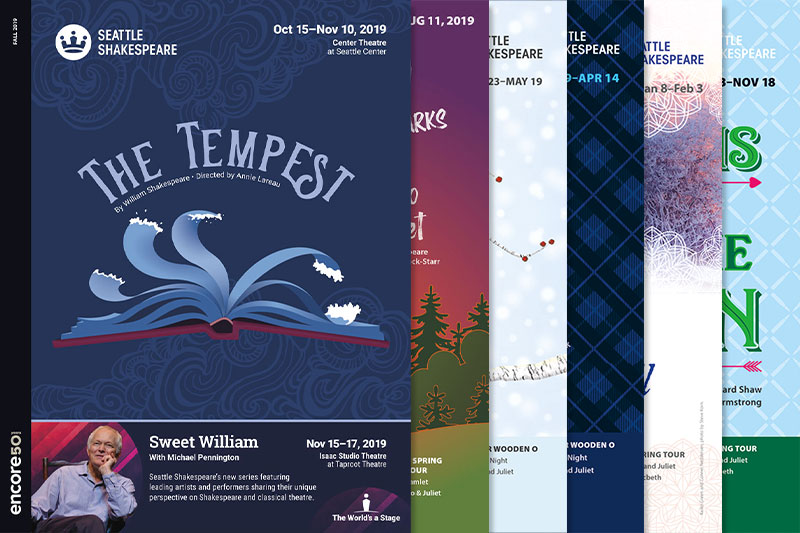 Seattle Shakespeare programs