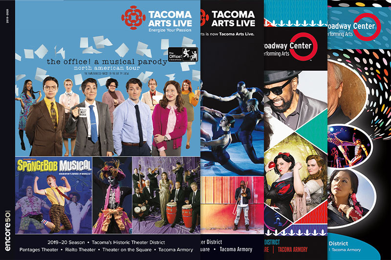 Tacoma Arts Live programs